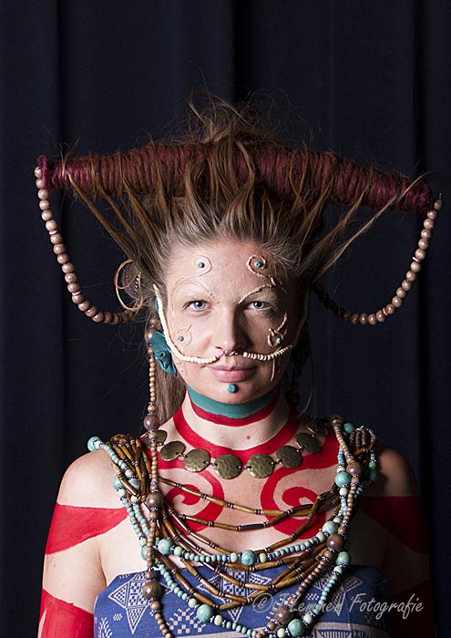 Fjälla Mayan Warrior Princess