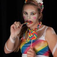 Fjälla Candy Girl